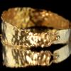 Χειροποίητο βραχιόλι με Χρυσό 14k και βάρος χρυσού 14 gr.