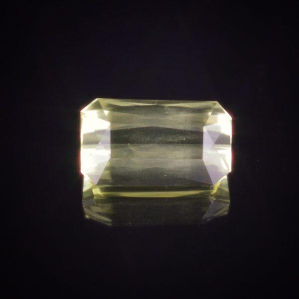 100% φυσικόχρυσοκίτρινο Beryl(Ηλιόδωρο) 10,78ct από τη Βραζιλία!