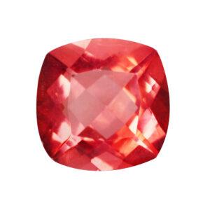 Απατίτης κόκκινος στα 1.14 ct σε κοπή cushion από την Βιρμανία (ΚΩΔ 5297Α)